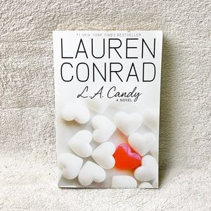 LAUREN CONRAD L.A Candy book